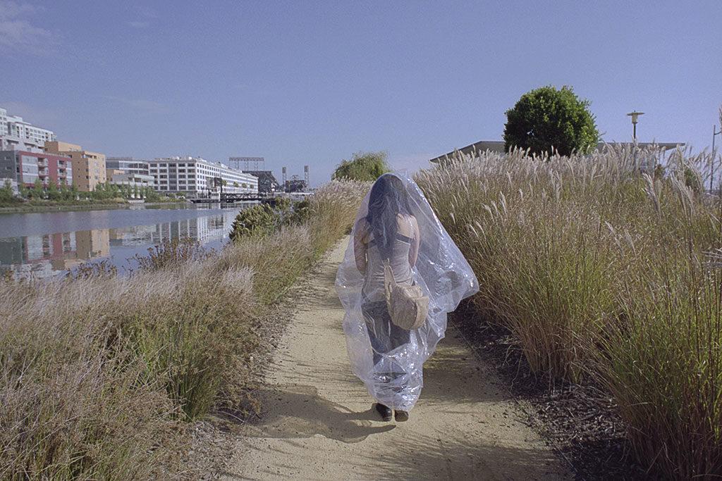 Plastic Bag Girl